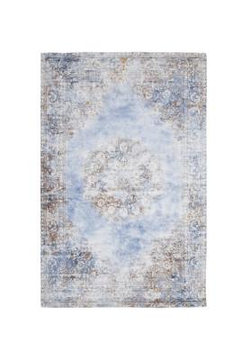 VILNIUS Blue Wallpaper